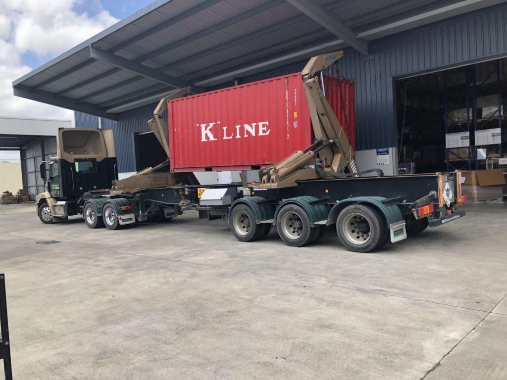 Triple P Logistics Hawkes Bay